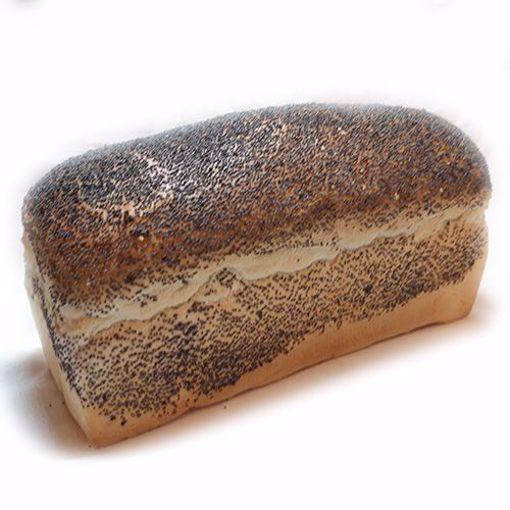 Afbeelding van Wit maanzaad brood