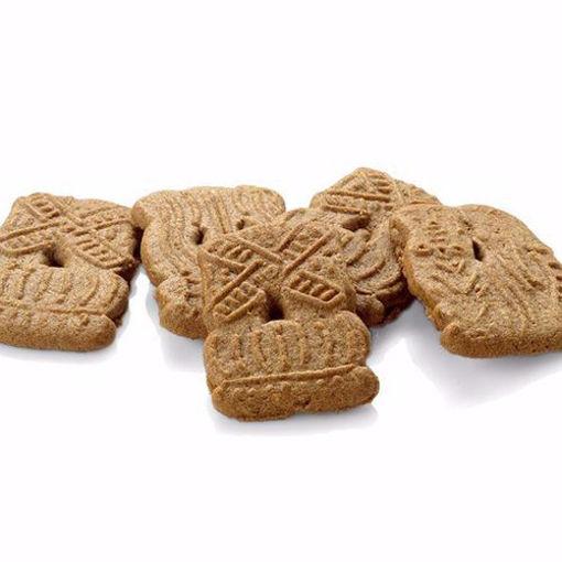 Afbeelding van Bruin speculaas koekjes