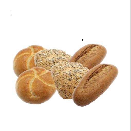 Afbeelding van Afbak broodjes 6 st.